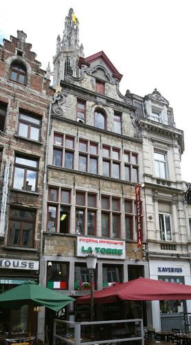 Antwerpen Oude Koornmarkt 19