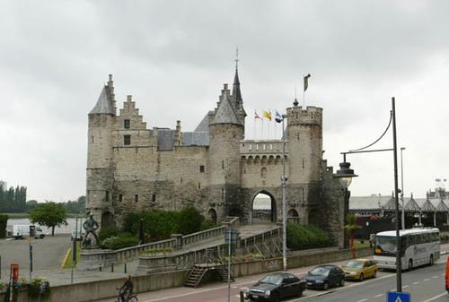 Antwerpen Steenplein zonder nummer