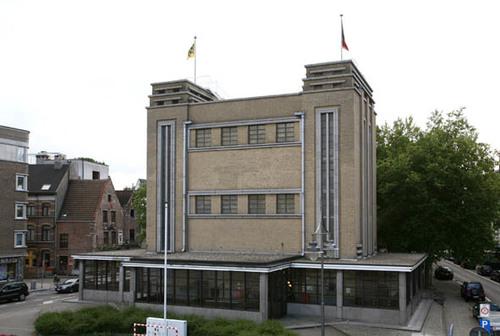 Antwerpen Sint-Jansvliet zonder nummer Ventilatiegebouw