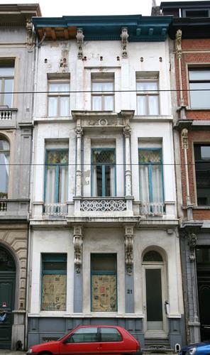 Antwerpen Sint-Paulusstraat 21