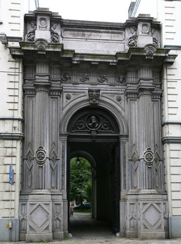Antwerpen Sint-Paulusstraat