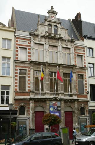 Antwerpn Suikerrui 17-19