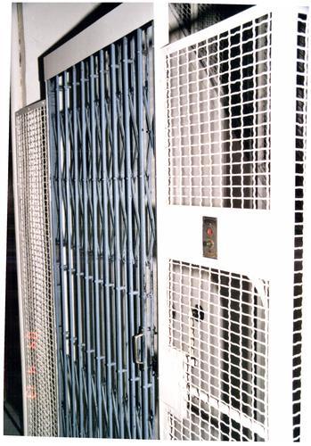 Modernistisch appartementsgebouw, architectenwoning Nachman Kaplansky