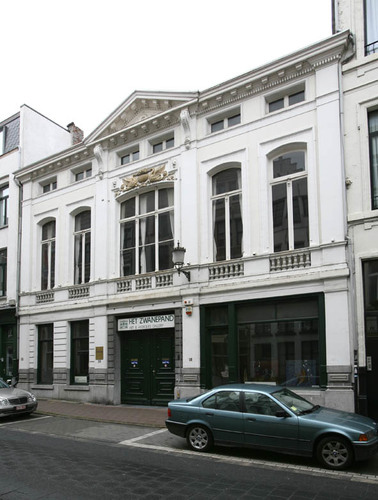 Antwerpen Vlasmarkt 18-20
