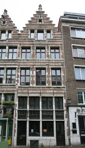 Antwerpen Vlasmarkt 23