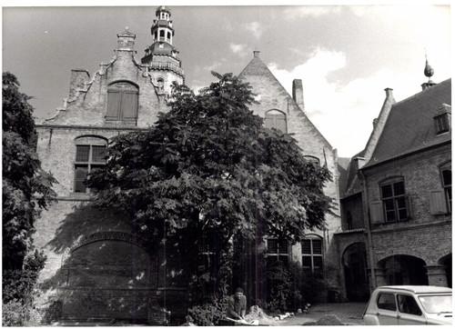 Landhuis en belfort