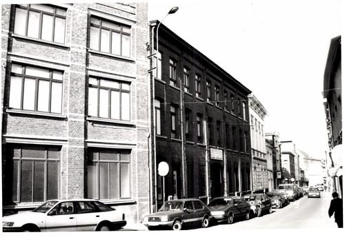 Bedrijfsgebouw Sanitary Underwear Company S.A.