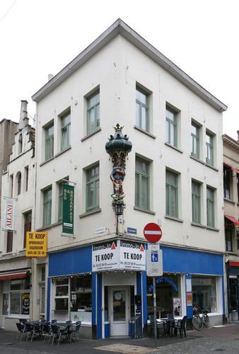 Antwerpen Vlasmarkt 36