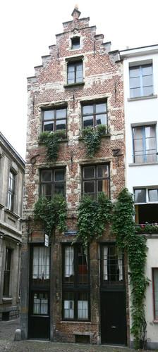 Antwerpen Wijngaardstraat 22