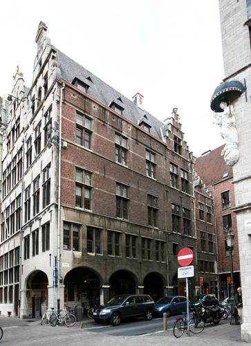 Antwerpen Grote Markt 14