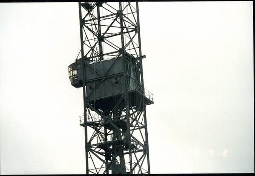 Elektronische torenkraan Boelwerf