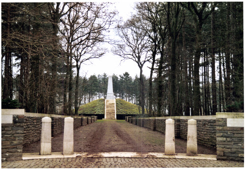 Buttes New British Cemetery