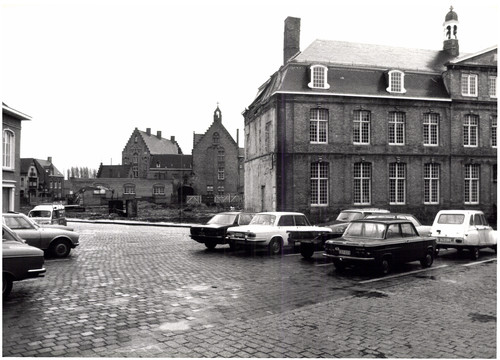 Veurne Houtmarkt 1 Sint-Jansgasthuis