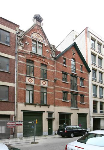 Antwerpen Adriaan Brouwerstraat 10-12