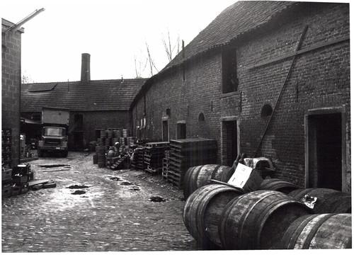 Hof te Kwadewegen of brouwerij Lindemans