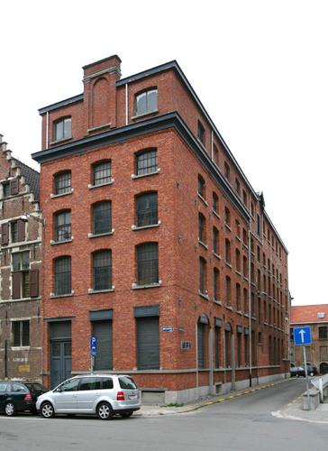 Antwerpen Brouwersvliet 29
