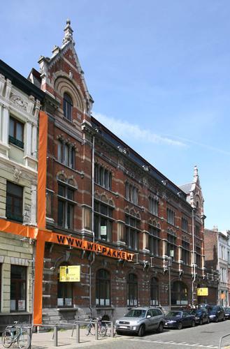Antwerpen Drukkerijsraat 18-20