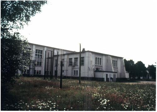 Gebouwen van de Radio Maritieme diensten