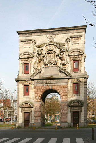 Antwerpen Gillisplaats zonder nummer