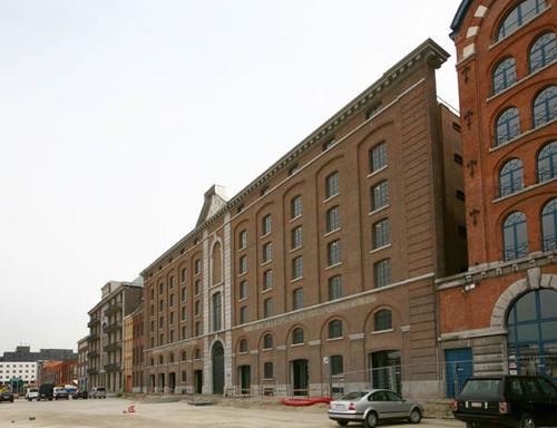 Antwerpen Godefriduskaai 30