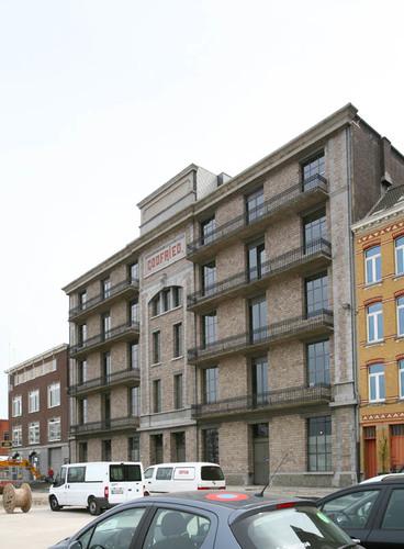 Antwerpen Godefriduskaai 36