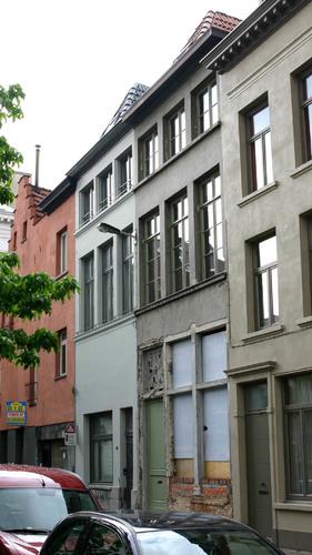 Antwerpen Gratiekapelstraat 24-26