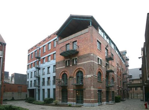 Antwerpen Hessenstraatje 6-8