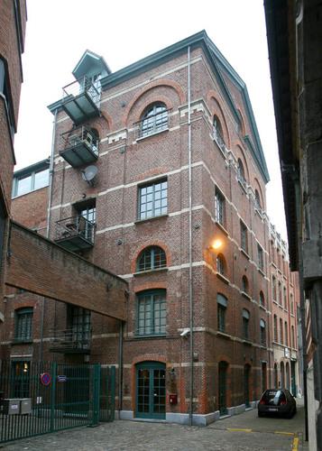 Antwerpen Hessenstraatje 10