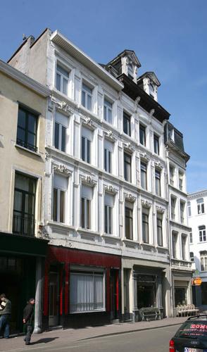 Antwerpen Kloosterstraat 36-38