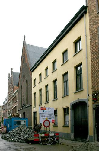 Anwerpen Korte Winkelstraat 1