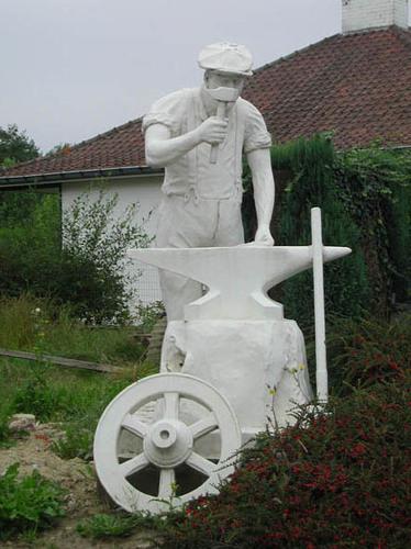 Beeld De Smid