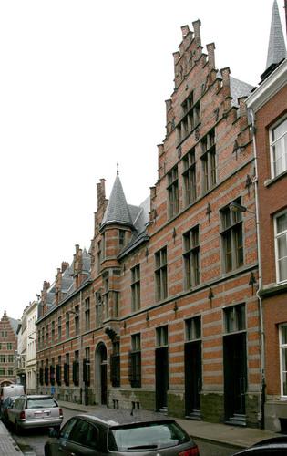 Antwerpen Lange Sint-Annastraat 7