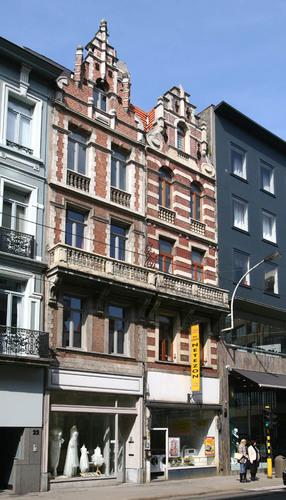 Antwerpen Nationalestraat 18-20