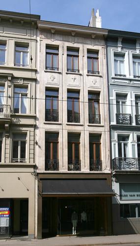 Antwerpen Nationalestraat 24
