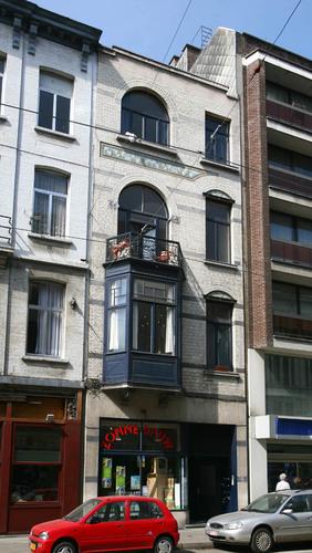 Antwerpen Nationalestraat 124