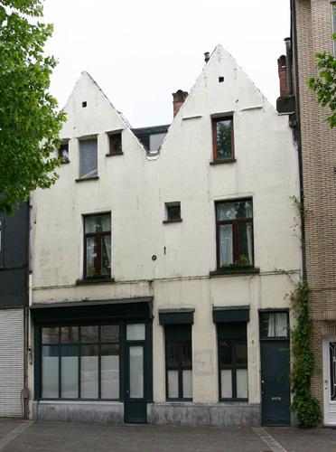 Antwerpen Ossenmarkt 8
