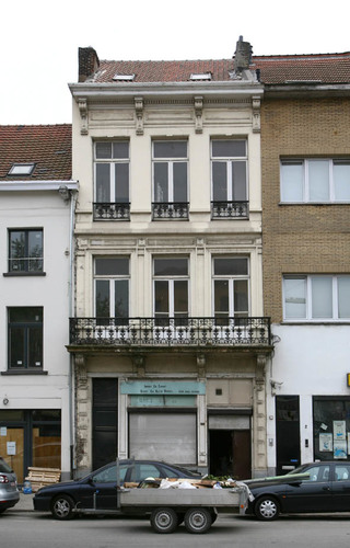 Antwerpen Oudeleeuwenrui 4