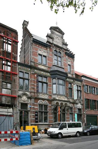 Antwerpen Oudeleeuwenrui 23