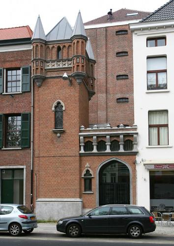 Antwerpen Oudeleeuwenrui 27