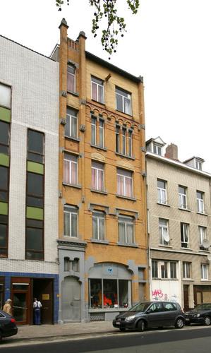 Antwerpen Oudeleeuwenrui 33