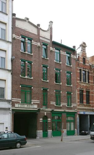 Antwerpen Oudeleeuwenrui 48