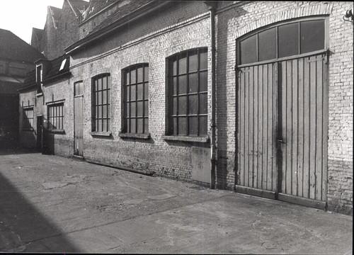 Voormalige brouwerij Frans Hebbelynck