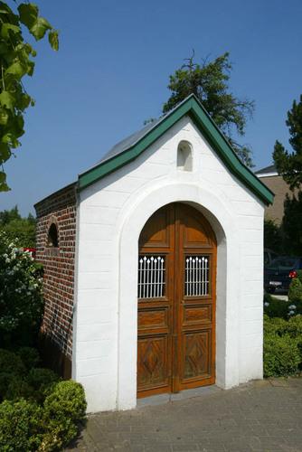 Tremelo Hilstraat zonder nummer kapel