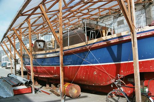 Schip Watson 3 Oostende