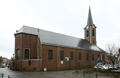 Sint-Genesius-Rode  Dorpsstraat 40