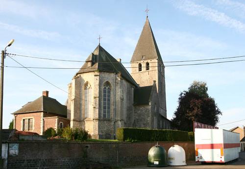Tienen Sint-Laurentiusstraat zonder nummer kerk