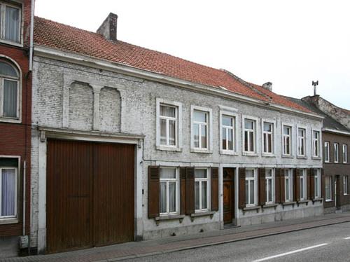 Burgerhuis met tuin