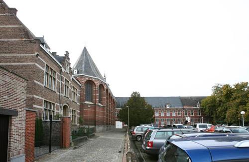 Tienen Kliniekstraat 45 zijde Kloostergang