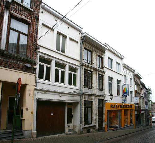 Tienen Grote Bergstraat 18-28