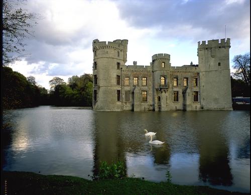 Het kasteel van Boechout